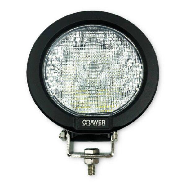 CRAWER werklamp rond 45watt CREE